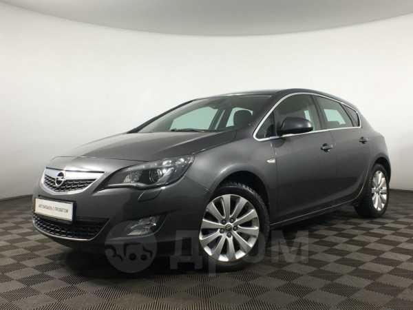 Opel Astra, 2011 год, 449 000 руб.