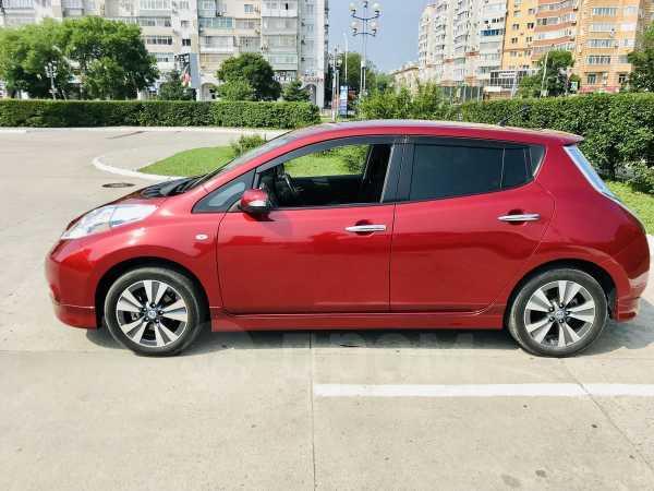Nissan Leaf, 2013 год, 532 000 руб.