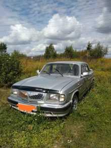 ГАЗ 3110 Волга, 2004 г., Омск