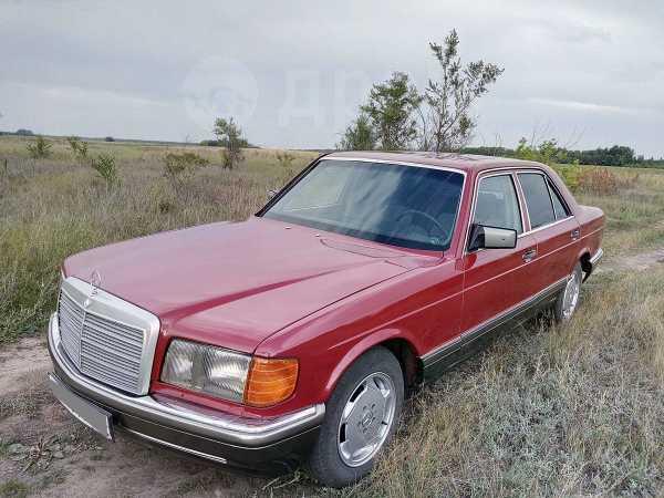 Mercedes-Benz S-Class, 1987 год, 250 000 руб.
