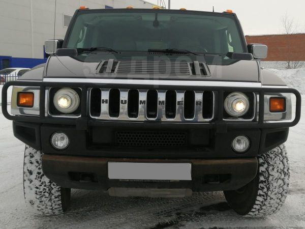 Hummer H2, 2004 год, 1 200 000 руб.