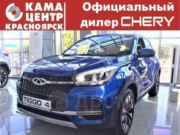 Chery Tiggo 4, 2019 год, 979 900 руб.