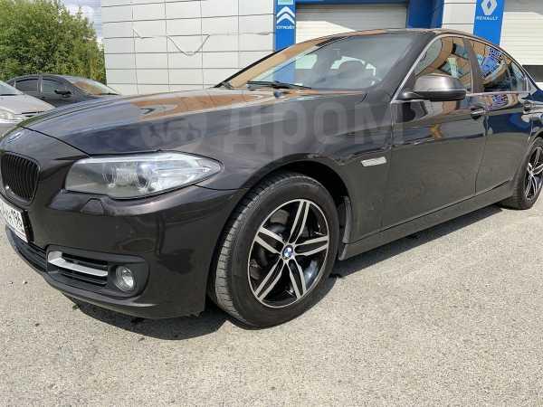 BMW 5-Series, 2013 год, 1 400 000 руб.