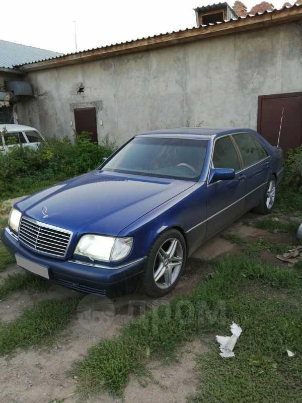 Mercedes-Benz S-Class, 1991 год, 290 000 руб.
