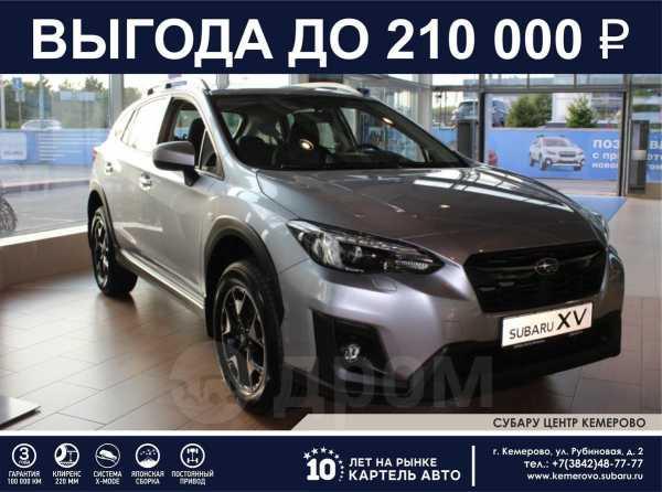Subaru XV, 2019 год, 2 074 750 руб.