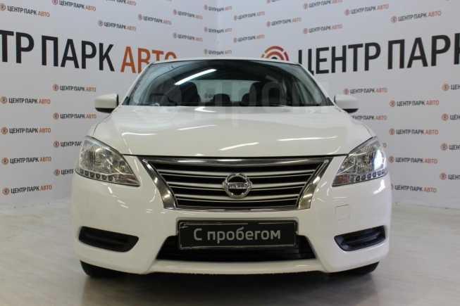 Nissan Sentra, 2014 год, 589 000 руб.