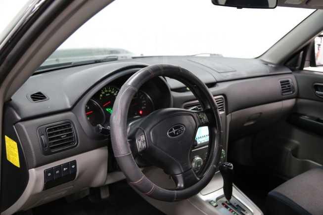 Subaru Forester, 2007 год, 629 000 руб.