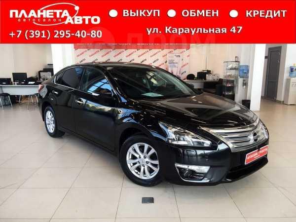Nissan Teana, 2014 год, 899 000 руб.