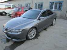 Новосибирск Mazda6 MPS 2007