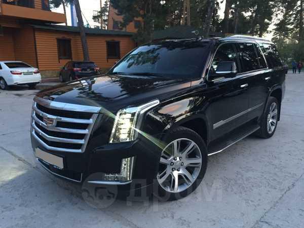 Cadillac Escalade, 2015 год, 3 050 000 руб.