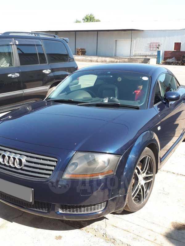 Audi TT, 2002 год, 375 000 руб.