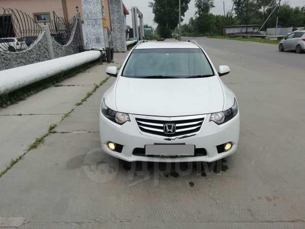 Honda Accord, 2012 год, 810 000 руб.