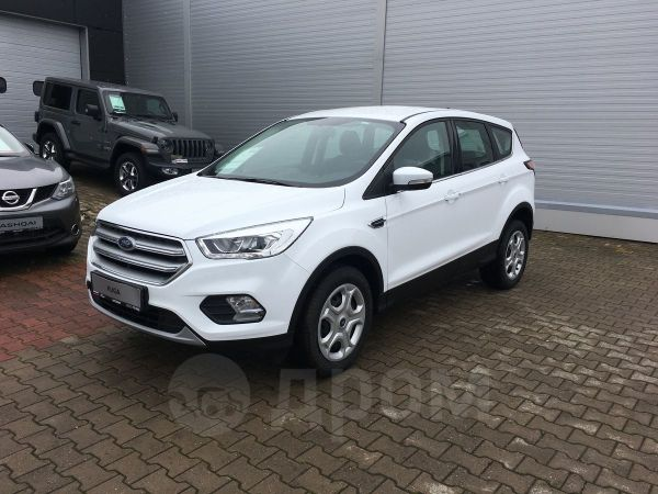 Ford Kuga, 2019 год, 1 555 000 руб.