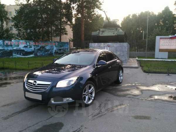 Opel Insignia, 2010 год, 690 000 руб.