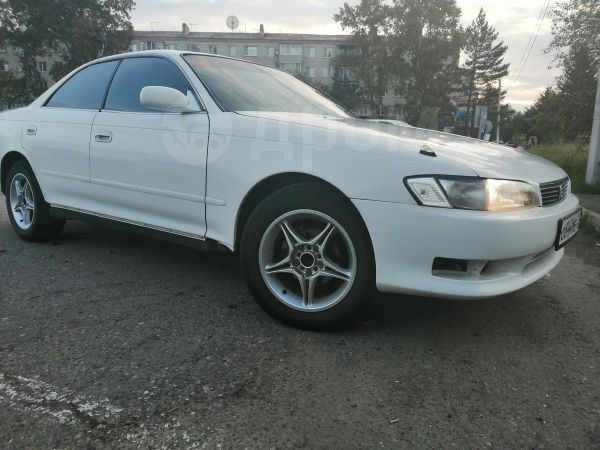Toyota Mark II, 1995 год, 170 000 руб.