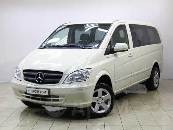 Mercedes-Benz Vito, 2011 год, 1 218 000 руб.