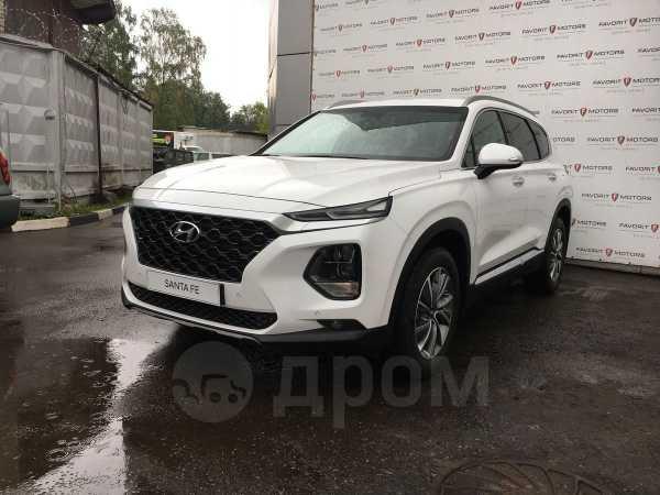 Hyundai Santa Fe, 2019 год, 2 479 000 руб.