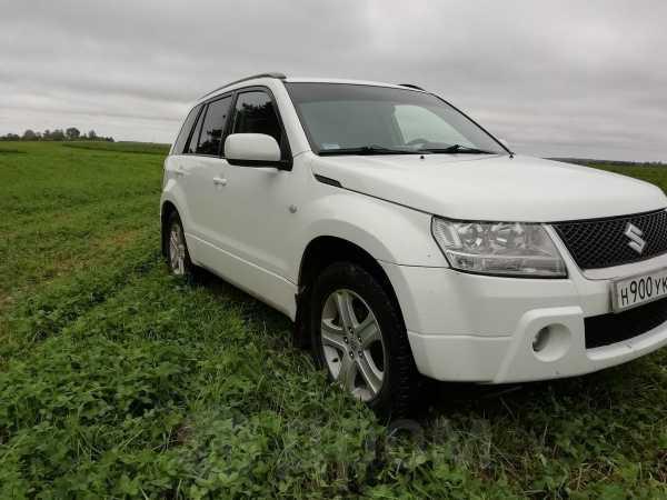 Suzuki Grand Vitara, 2007 год, 482 000 руб.