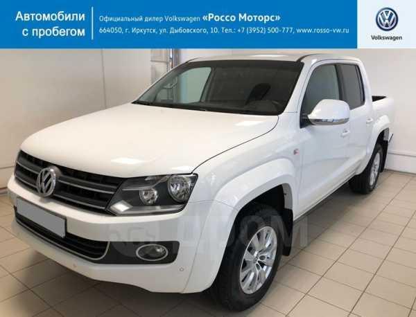 Volkswagen Amarok, 2012 год, 1 250 000 руб.