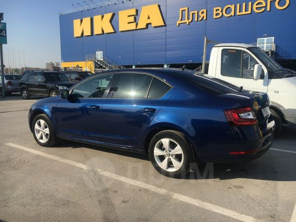 Skoda Octavia, 2017 год, 1 050 000 руб.