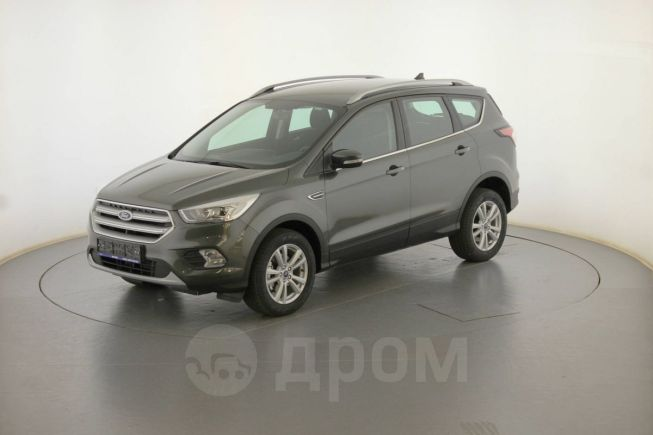 Ford Kuga, 2019 год, 1 581 000 руб.