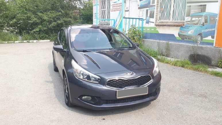 Kia Ceed, 2012 год, 470 000 руб.
