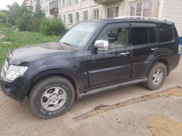 Mitsubishi Pajero, 2007 год, 740 000 руб.