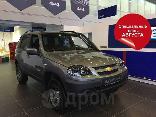Chevrolet Niva, 2019 год, 629 100 руб.
