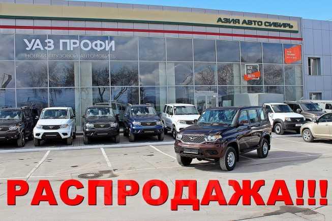 УАЗ Патриот, 2019 год, 888 000 руб.