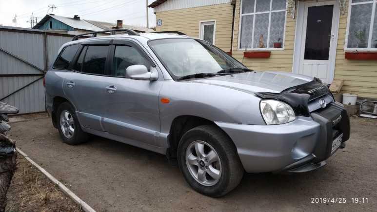 Hyundai Santa Fe Classic, 2007 год, 500 000 руб.