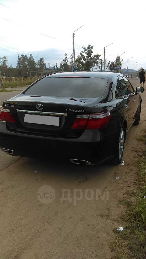 Lexus LS600hL, 2008 год, 1 900 000 руб.