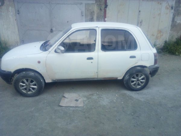 Nissan March, 1995 год, 50 000 руб.