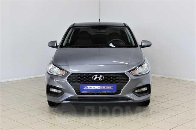 Hyundai Solaris, 2017 год, 599 000 руб.