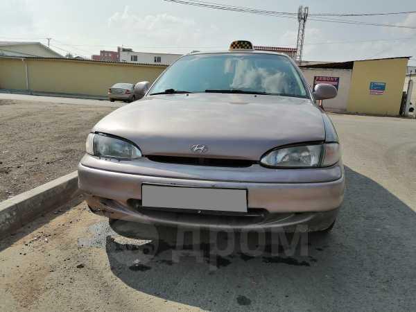 Hyundai Accent, 1995 год, 40 000 руб.