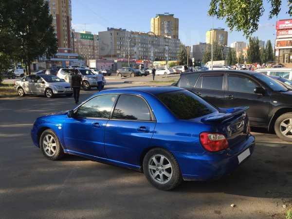 Subaru Impreza, 2003 год, 264 000 руб.