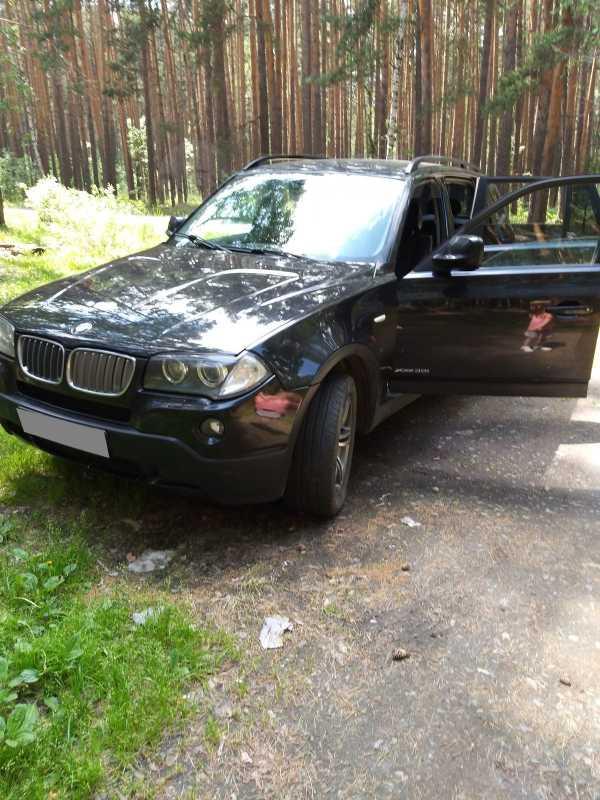 BMW X3, 2009 год, 910 000 руб.