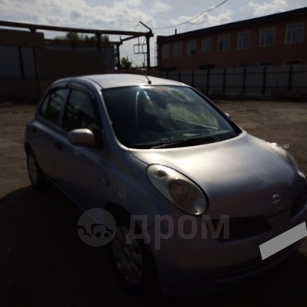 Nissan March, 2003 год, 159 000 руб.