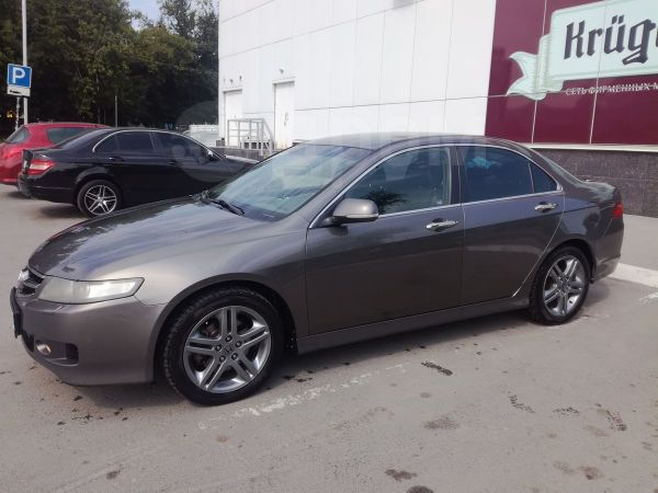 Honda Accord, 2007 год, 590 000 руб.