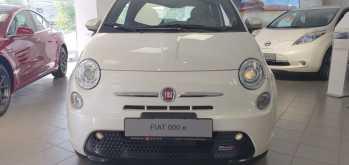 Воронеж Fiat 500 2015