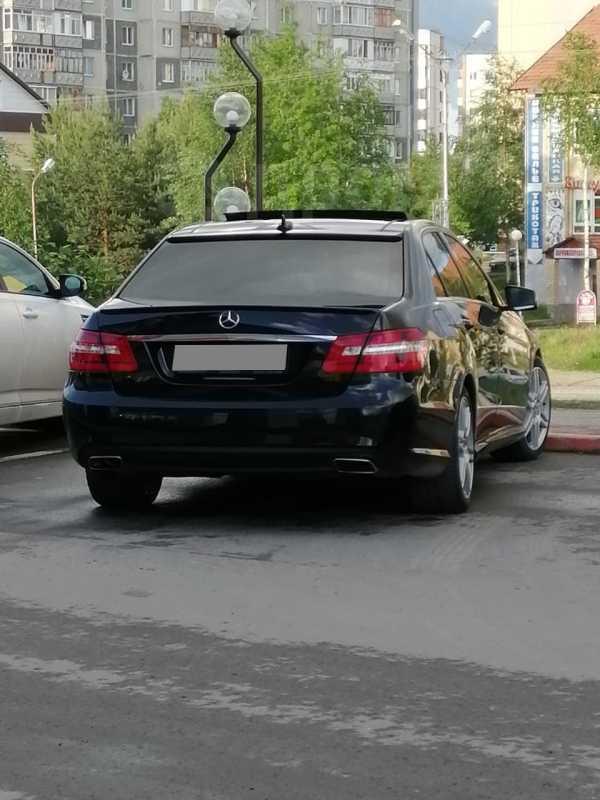 Mercedes-Benz E-Class, 2012 год, 1 350 000 руб.