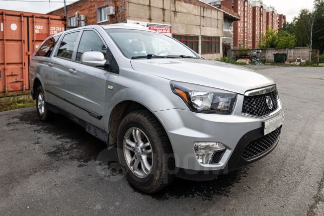 SsangYong Actyon Sports, 2012 год, 505 000 руб.