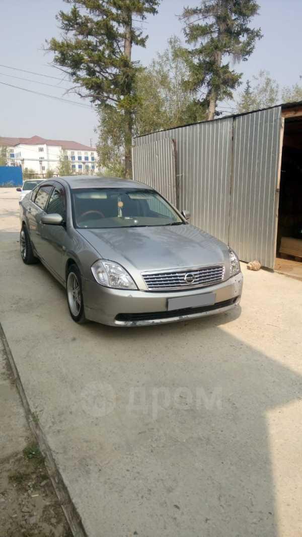 Nissan Teana, 2003 год, 230 000 руб.