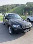 BMW X3, 2011 год, 1 250 000 руб.