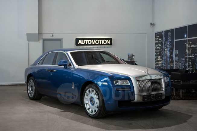 Rolls-Royce Ghost, 2012 год, 7 190 000 руб.
