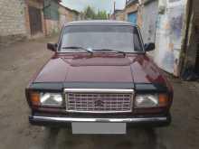 ВАЗ (Лада) 2107, 2006 г., Омск