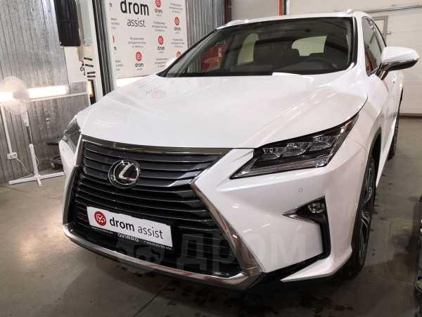 Lexus RX300, 2019 год, 3 546 000 руб.