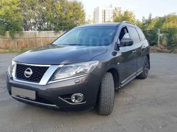 Nissan Pathfinder, 2015 год, 1 290 000 руб.