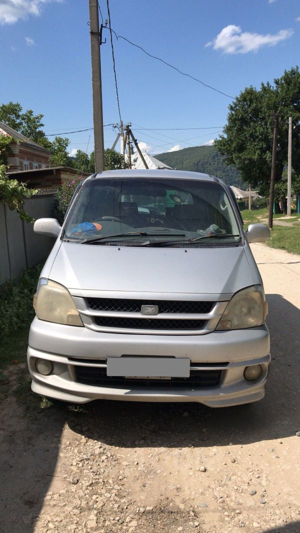 Toyota Touring Hiace, 2000 год, 287 000 руб.