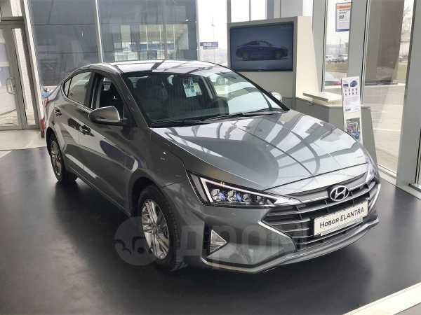 Hyundai Elantra, 2019 год, 1 270 000 руб.