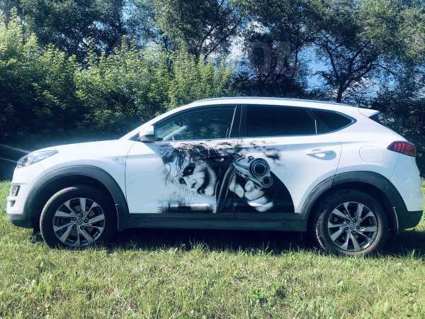 Hyundai Tucson, 2018 год, 1 680 000 руб.
